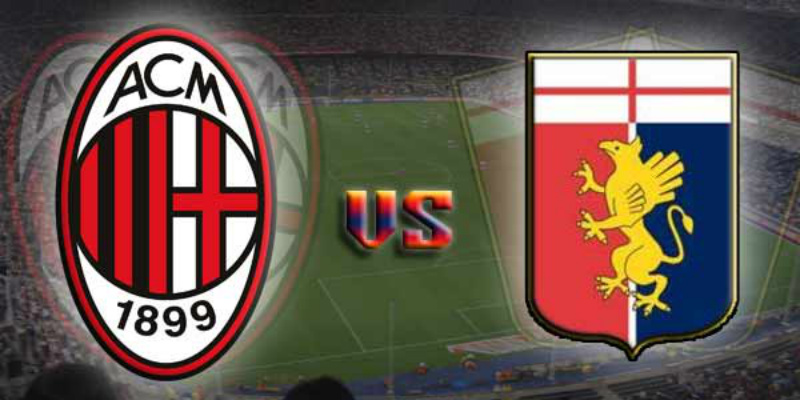 Jadwal AC Milan vs Genoa